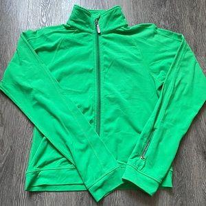 4/$40⚡️Lululemon| Emerald Green Jacket